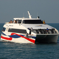 Ferry Services to Koh Phangan
